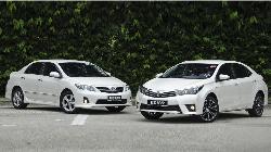 Những cái tên đầy ý nghĩa của các dòng xe Toyota