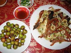 Tổng hợp 2 cách làm món ăn với món khô cá lóc