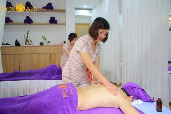 Tìm địa chỉ massage chất lượng tại Mỹ Đình