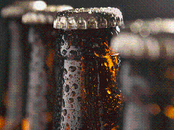 Mẹo làm lạnh bia chai chỉ trong 15 phút