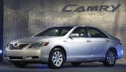 Các đời xe Toyota Camry