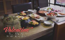 Ưu đãi nhân dịp ngày lễ tình nhân tại hệ thống nhà hàng Nhật Bản AKAARI